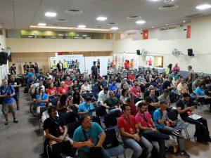 Público asistente a WordCamp Chiclana