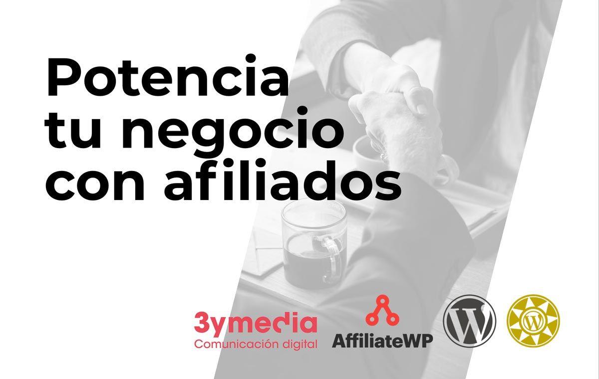 Potencia tu negocio con marketing de afiliados y WordPress