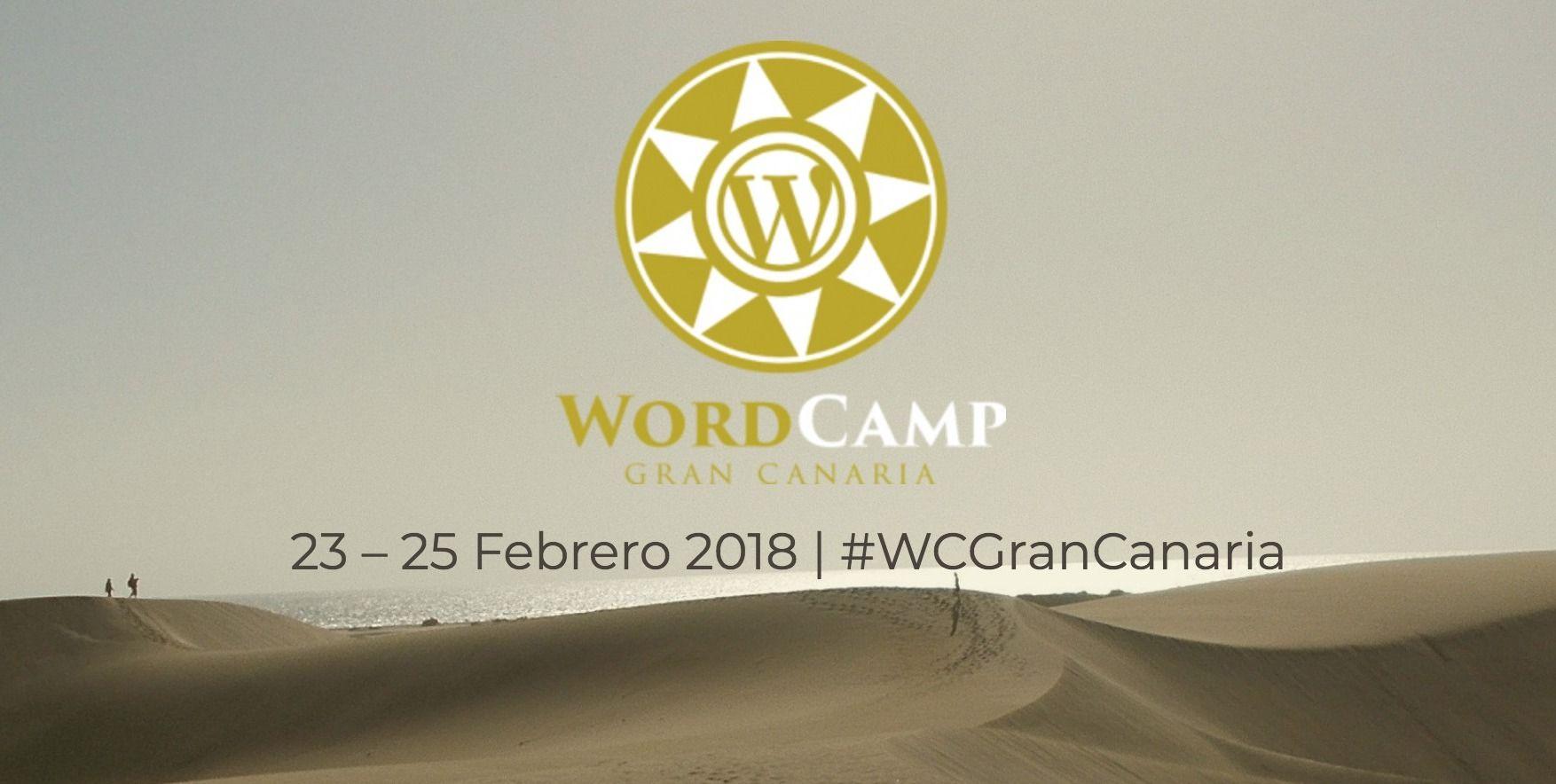 ¿Por qué deberías ir a la WordCamp Gran Canaria?