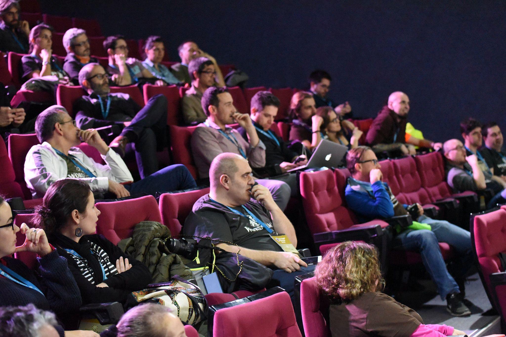 Publico WordCamp Gran Canaria