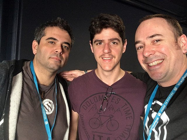 Trio de ases de WordPress