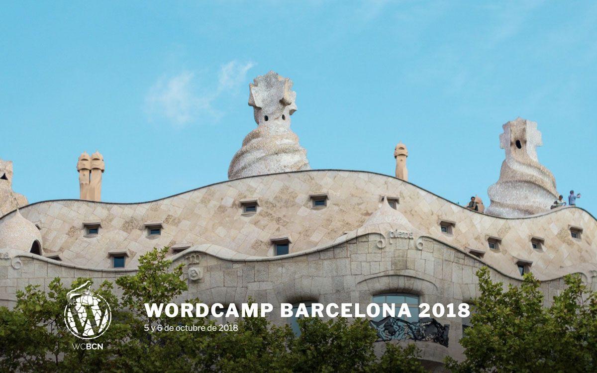 ¿Nos vemos en WordCamp Barcelona?