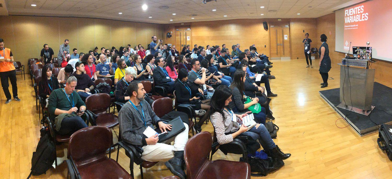WordCamp Granada 2018 ¡Lavín qué WordCamp, compae!