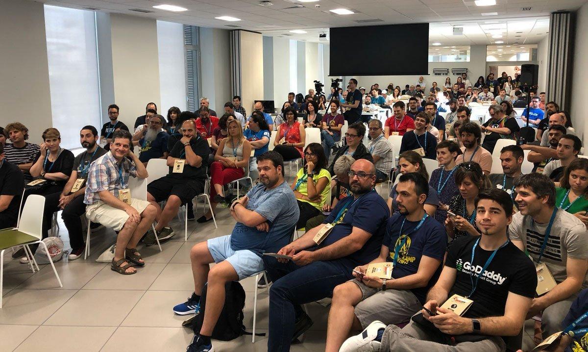 Agur WordCamp Irun 2019. Soñad fuerte y volad alto
